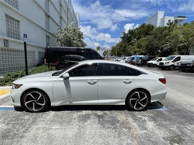 2019 Honda Accord lease in Miami Beach,FL - Swapalease.com