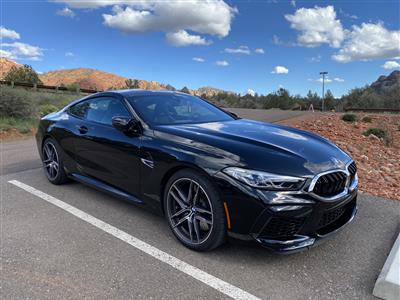 2020 BMW M8 lease in Sedona,AZ - Swapalease.com