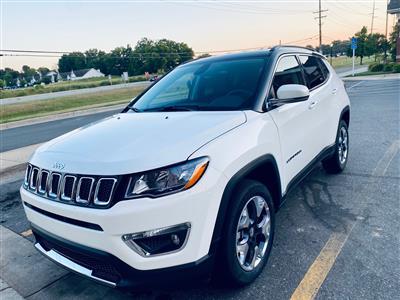 2020 Jeep Compass lease in Novi,MI - Swapalease.com