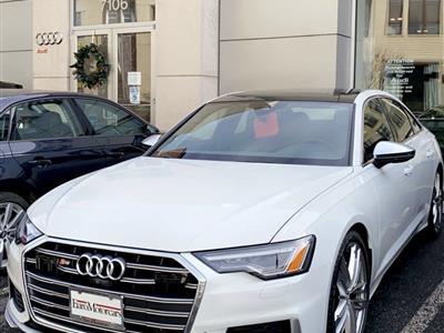 2020 Audi S6 lease in Jersey City,NJ - Swapalease.com