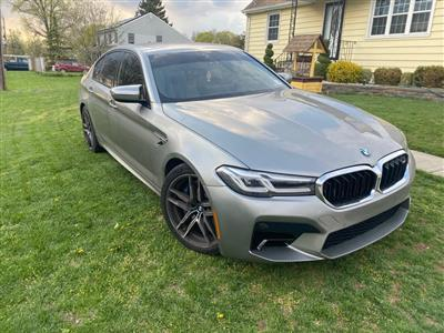 2021 BMW M5 lease in Somerset,NJ - Swapalease.com