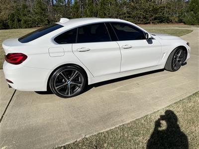 2020 BMW 4 Series lease in Bogart,GA - Swapalease.com