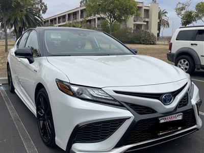 2021 Toyota Camry Hybrid lease in Oceanside,CA - Swapalease.com