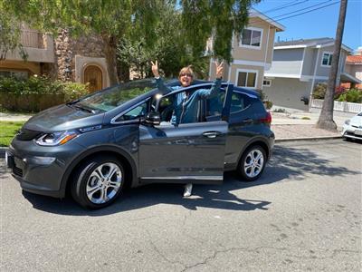 2021 Chevrolet Bolt EV lease in Redondo Beach,CA - Swapalease.com