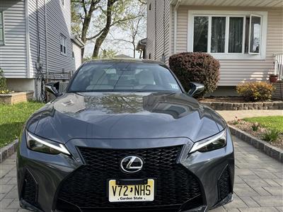 2021 Lexus IS 350 F Sport lease in Saddlebrook,NJ - Swapalease.com