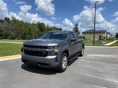 2020 Chevrolet Silverado 1500 lease in Land O Lakes,FL - Swapalease.com