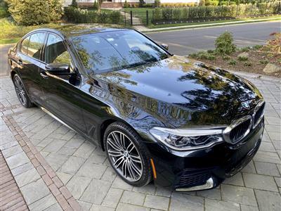 2018 BMW 5 Series lease in Cinnaminson,NJ - Swapalease.com
