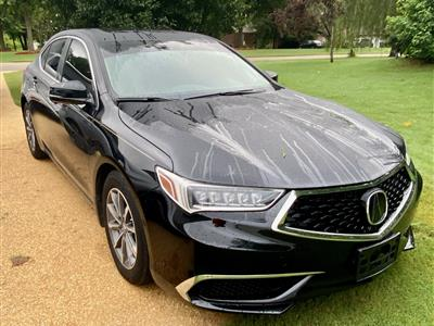 2020 Acura TLX lease in Saltillo,MS - Swapalease.com