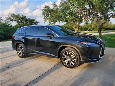 2021 Lexus RX 350L lease in San Antonio,TX - Swapalease.com