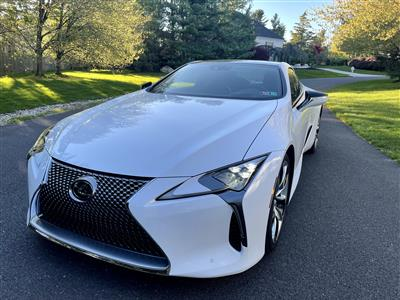2020 Lexus LC lease in Rydal,PA - Swapalease.com