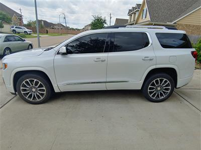 2020 GMC Acadia lease in Pearland,TX - Swapalease.com