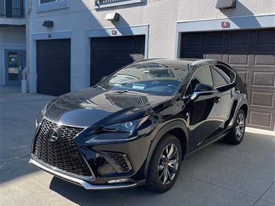 2019 Lexus NX 300 F Sport lease in Cincinnati,OH - Swapalease.com