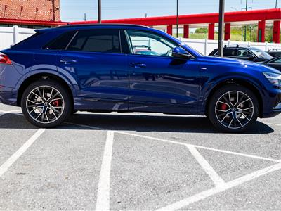 2021 Audi Q8 lease in Gaithersburg,MD - Swapalease.com