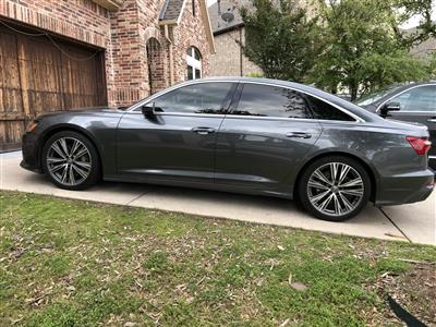 2019 Audi A6 lease in Irving,TX - Swapalease.com