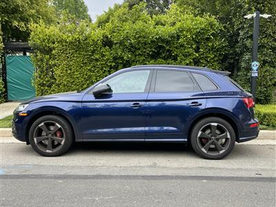 2020 Audi SQ5 lease in Los Angeles,CA - Swapalease.com