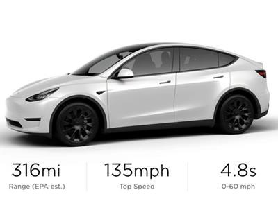 2021 Tesla Model Y lease in Brooklyn,NY - Swapalease.com