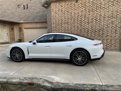 2021 Porsche Taycan lease in Flower Mound,TX - Swapalease.com