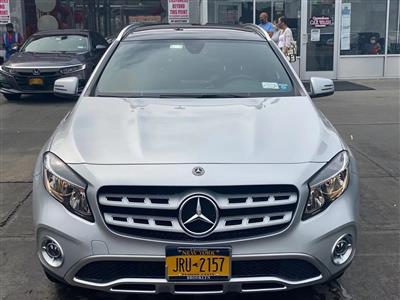 2020 Mercedes-Benz GLA SUV lease in Long Island City,NY - Swapalease.com