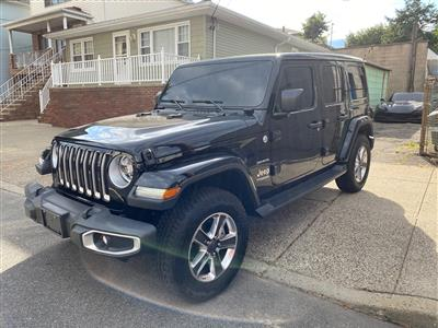 2020 Jeep Wrangler Unlimited lease in Avenel,NJ - Swapalease.com