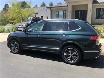 2019 Volkswagen Tiguan lease in Los Angeles,CA - Swapalease.com