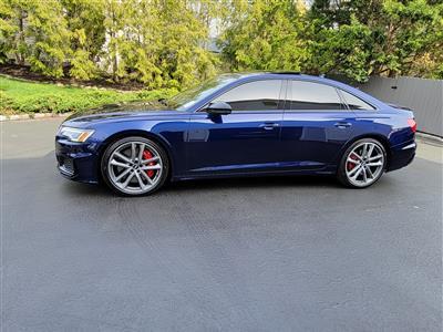2020 Audi S6 lease in Morristown,NJ - Swapalease.com