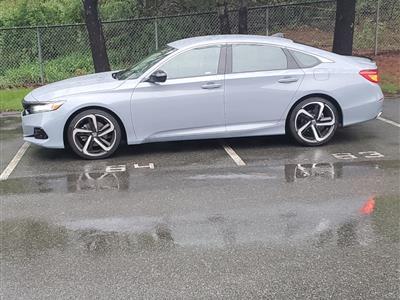 2021 Honda Accord lease in Danvers ,MA - Swapalease.com