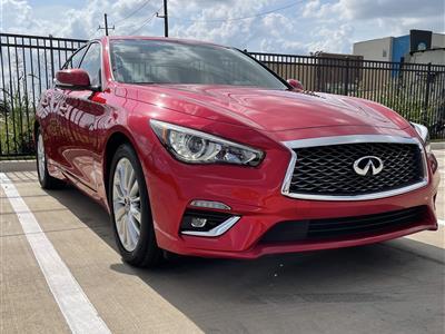 2021 Infiniti Q50 lease in Katy,TX - Swapalease.com