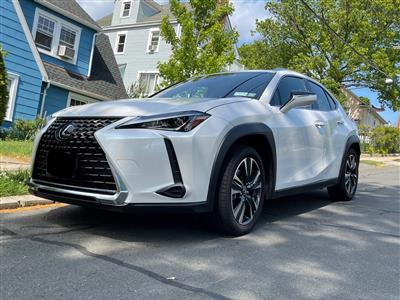 2021 Lexus UX lease in White Plains,NY - Swapalease.com