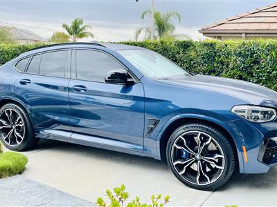 2020 BMW X4 M lease in Anaheim,CA - Swapalease.com
