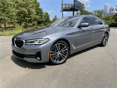 2021 BMW 5 Series lease in Charlotte,NC - Swapalease.com