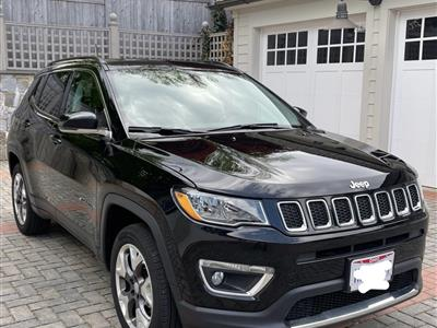 2019 Jeep Compass lease in Cleveland ,OH - Swapalease.com