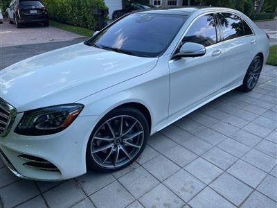 2019 Mercedes-Benz S-Class lease in Golden Beach,FL - Swapalease.com