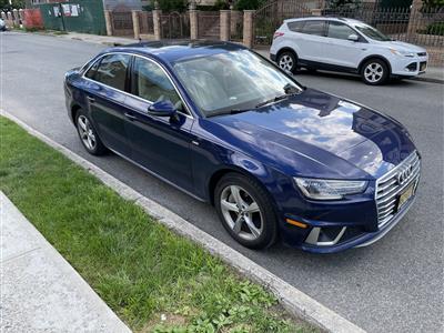 2019 Audi A4 lease in Brooklyn,NY - Swapalease.com