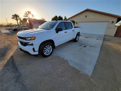 2020 Chevrolet Silverado 1500 lease in dessert Hot Springs ,CA - Swapalease.com