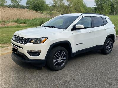 2020 Jeep Compass lease in Mogadore,OH - Swapalease.com