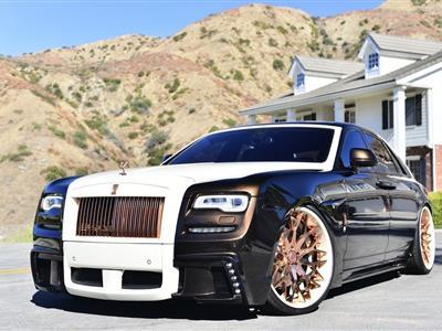 2016 Rolls-Royce Ghost lease in West Caldwell,NJ - Swapalease.com