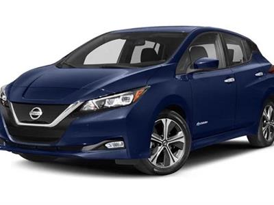 2021 Nissan LEAF lease in Mountain View ,CA - Swapalease.com
