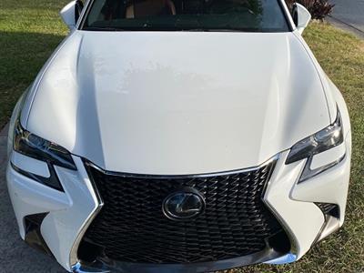 2019 Lexus GS 350 F Sport lease in Tampa ,FL - Swapalease.com
