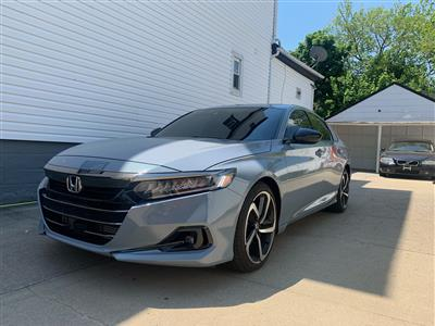 2021 Honda Accord lease in Woodhaven,NY - Swapalease.com