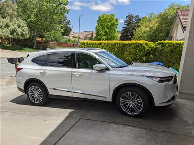 2022 Acura MDX lease in Fremont,,CA - Swapalease.com