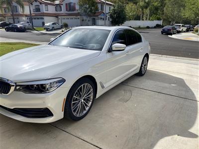 2020 BMW 5 Series lease in Santa Clarita,CA - Swapalease.com
