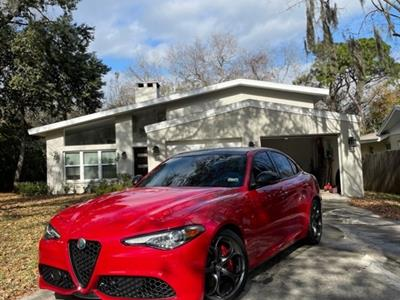2020 Alfa Romeo Giulia lease in Clearwater,FL - Swapalease.com