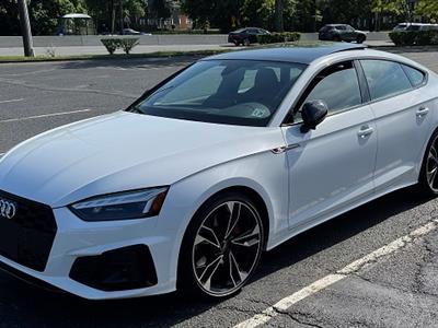 2021 Audi S5 Sportback lease in Montvale,NJ - Swapalease.com