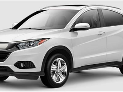 2019 Honda HR-V lease in Cantfield ,OH - Swapalease.com