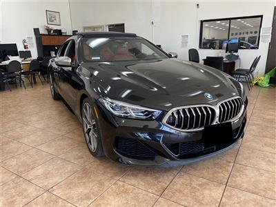 2020 BMW 8 Series lease in Van Nuys,CA - Swapalease.com