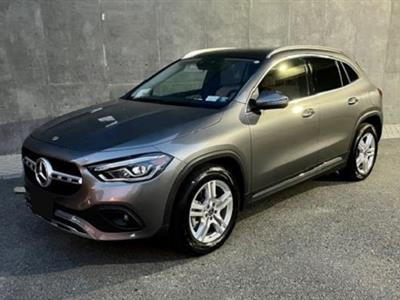 2021 Mercedes-Benz GLA SUV lease in Long Island City,NY - Swapalease.com