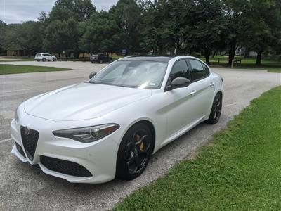2019 Alfa Romeo Giulia lease in Colleyville,TX - Swapalease.com