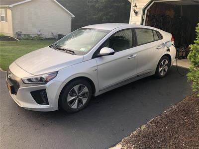 2019 Hyundai Ioniq Hybrid lease in Queensbury,NY - Swapalease.com