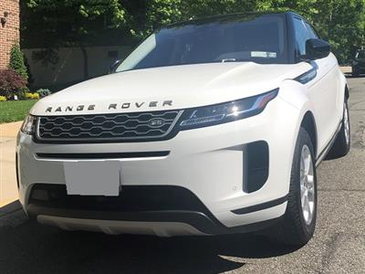 2020 Land Rover Range Rover Evoque lease in New York,NY - Swapalease.com