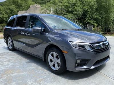 2019 Honda Odyssey lease in Marietta,GA - Swapalease.com